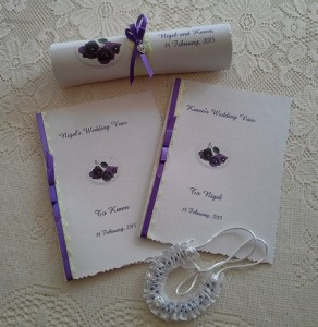 wedding ceremony keepsakes