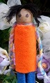 """Pog Doll star of the micro-series """"Dolls are Different, or are they?"""""""